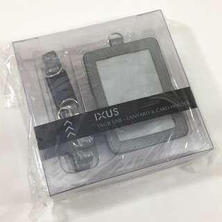 Canon Card Holder + USB Drive
