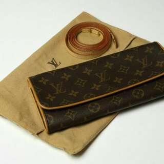100% Real LV Monogram Handbag M51852