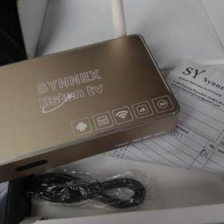 Synnex Box Tv