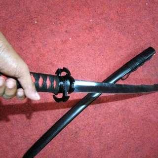 Samurai Bangkai Hitam