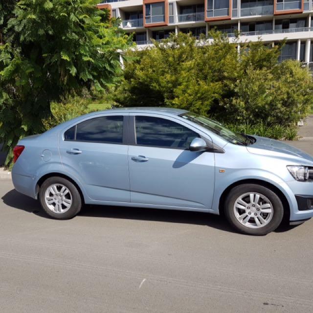 2012 Holden Barina Sedan - Need To Sell ASAP