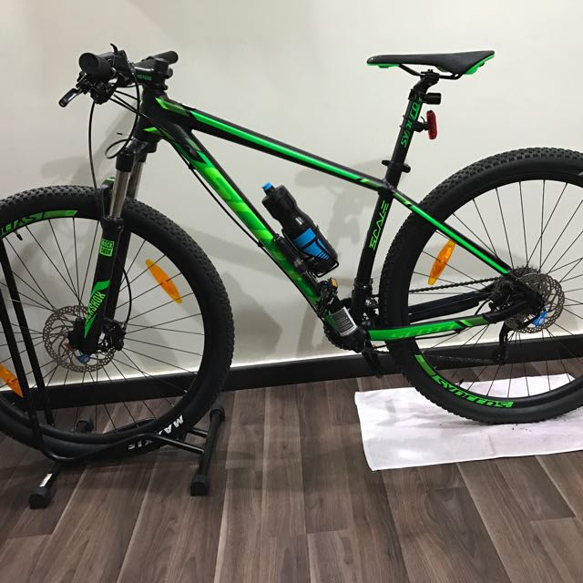 72f25f2ac58 2017 Scott Scale 960 Size M 29er, Bicycles & PMDs, Bicycles on Carousell