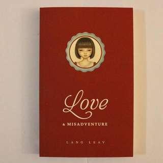 Love & Misadventurw by Lang Leav