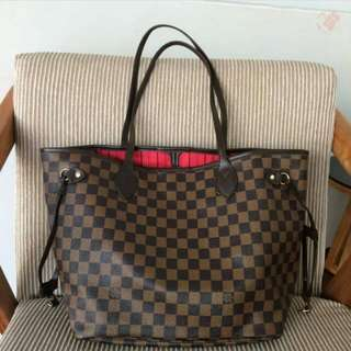 Louis Vuitton Neverfull Damier