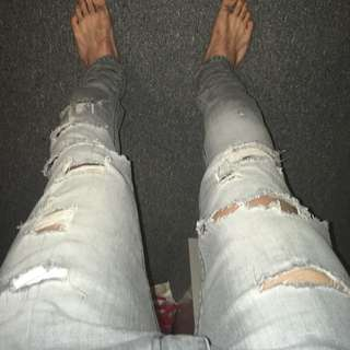 Ripped Jeans Size 29-30