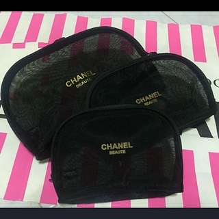 Chanel Makeup Pouch / Gift