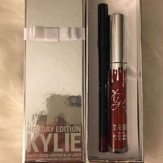 Kylie Jenner - Holiday Collection Merry Lip Kit