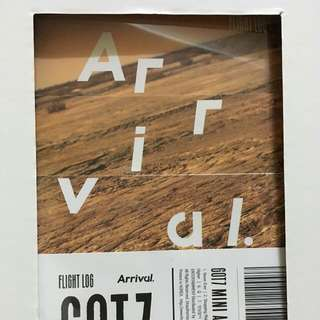 GOT7 - Flight Log:Arrival Album/PC