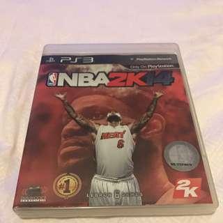 NBA2k14 PS3