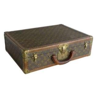 Louis Vuitton Suitcase Luggage Vintage (koper Lv)