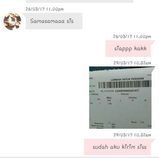 Trusted Preloved Seller :3