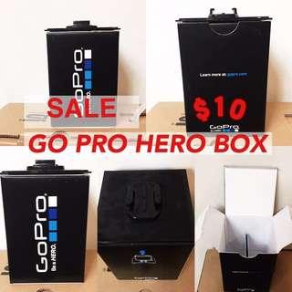GO PRO HERO BOX