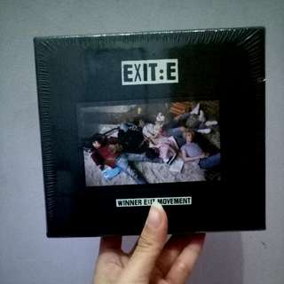 (SEALED) WINNER EXIT:E Alexandra Palace ver.