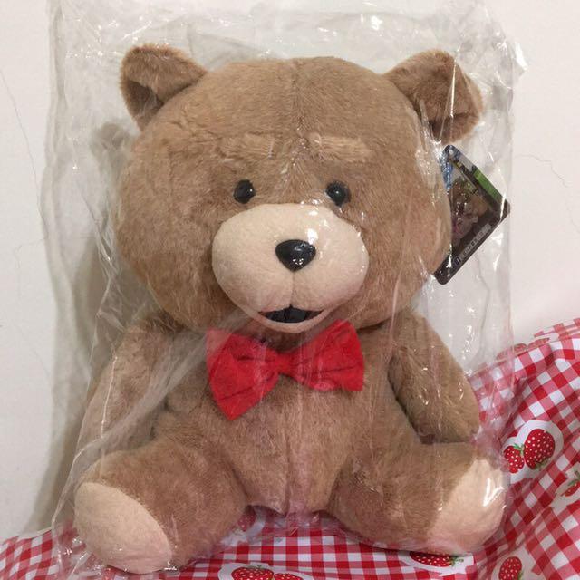 全新✨熊麻吉玩偶娃娃