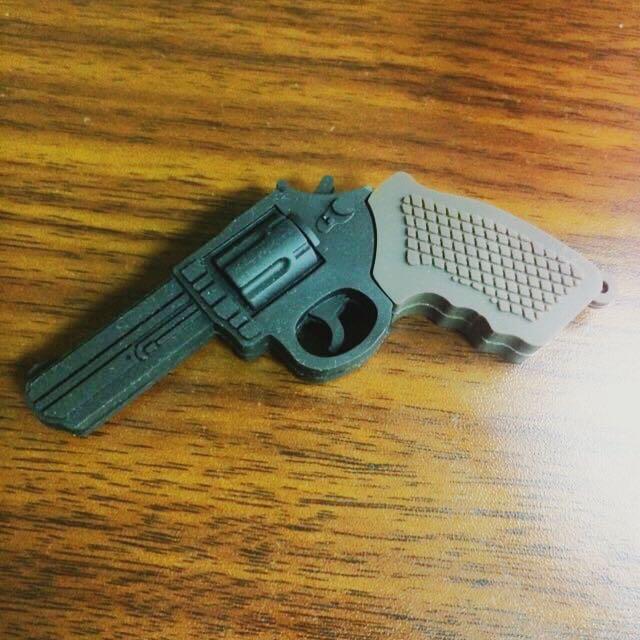 左輪手槍玩具模型🔫