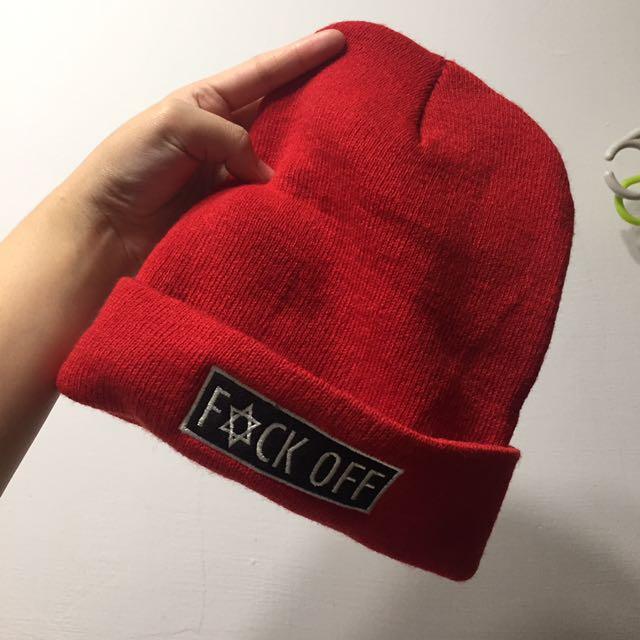 毛帽 二手9.5成新