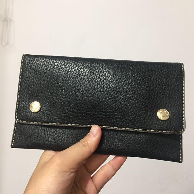 黑色小錢包 皮夾