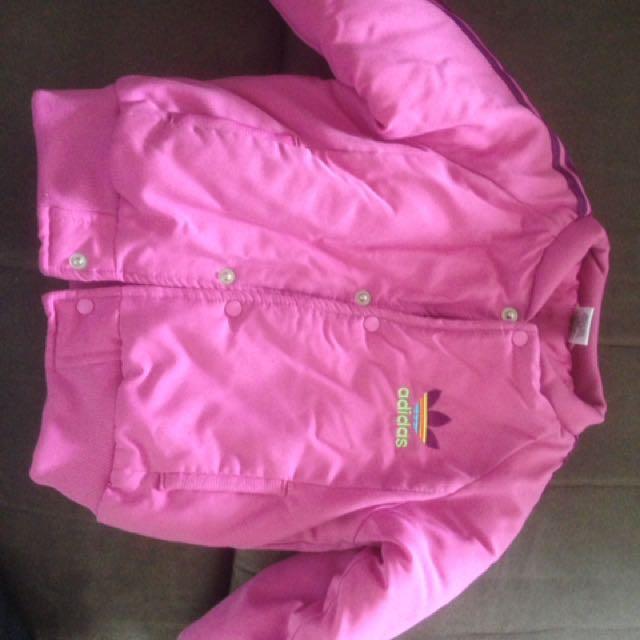 Adidas Baby Girl Jacket