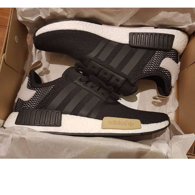 Adidas NMD R1 Black Ice