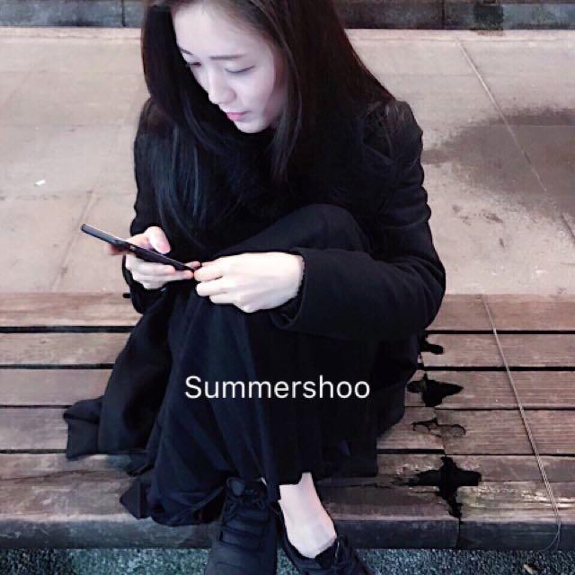 Adidas Shadow Knit 全黑