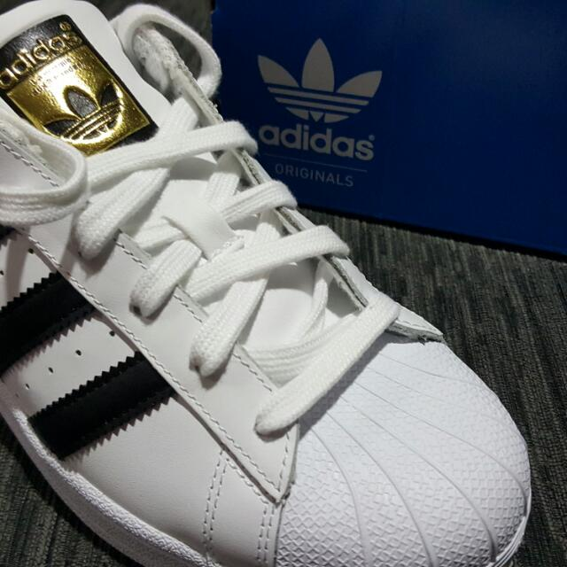 new styles e871b 4a362 Adidas Superstar Shoes Brand new comes in a box. 100 ...