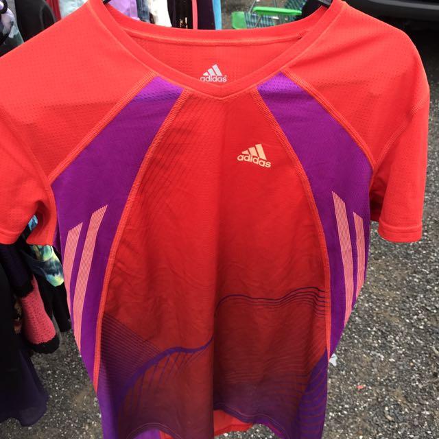 Adidas t Shirt Size