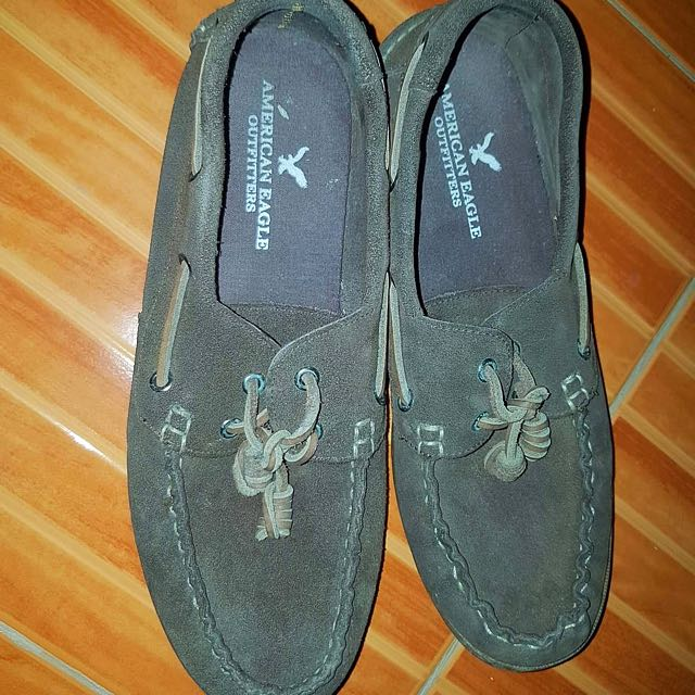AMERICAN EAGLE Suede Shoes