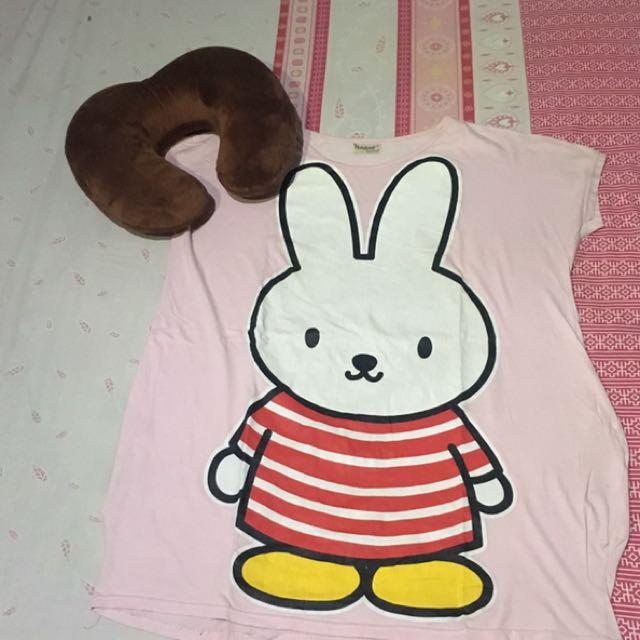 Baju Tidur Rabbit