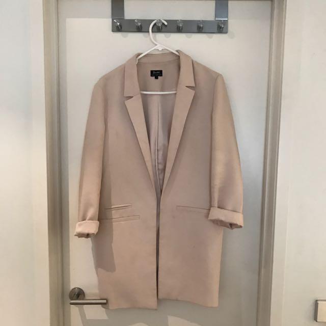 Bardot Oversize Blazer Jacket