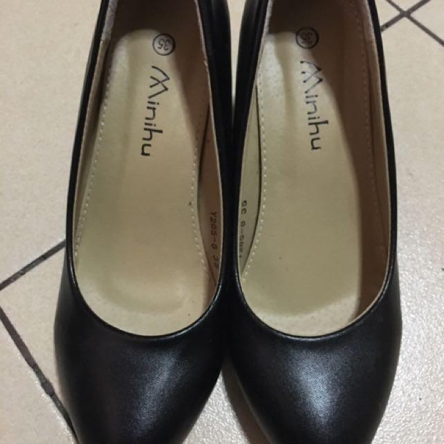 Black Shoes (Office/School)