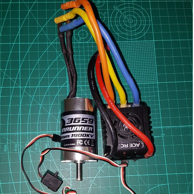 BLC-150C Performance ESC, Toys & Games, Others on Carousell