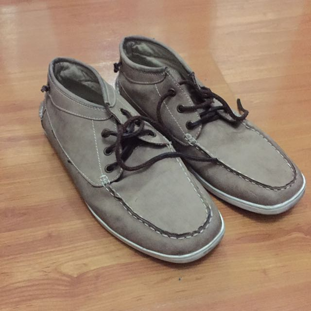 2 Boat Shoes Set (Call It Spring + Pull And Bear)