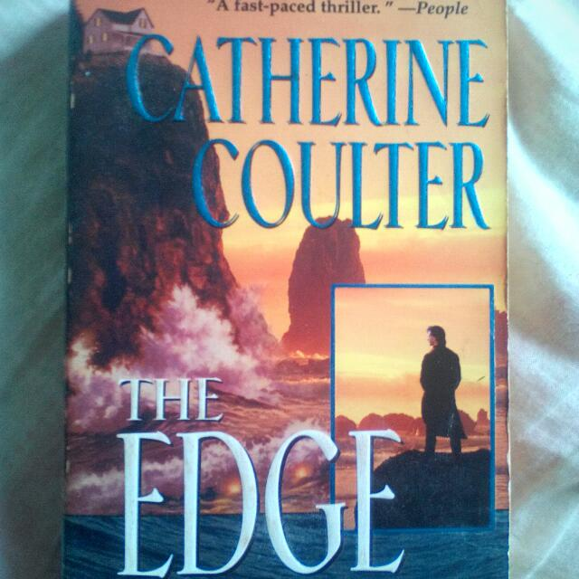 Catherine Coulter - The Edge