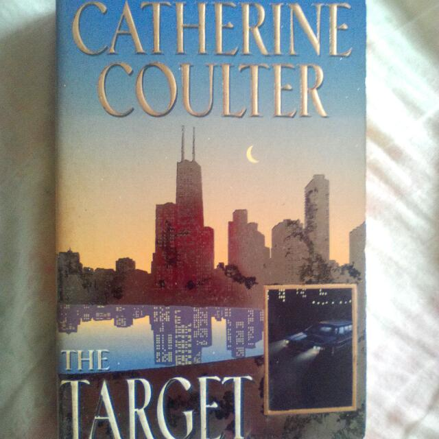 Catherine Coulter - The Target