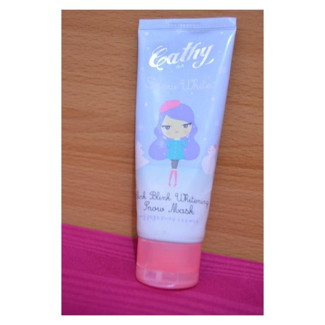 Cathy Doll Blink Blink Whitening Snow Mask