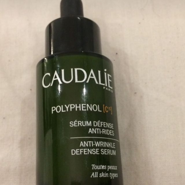 Caudalíe Polyphenol C15 Anti-wrinkle Defense serum