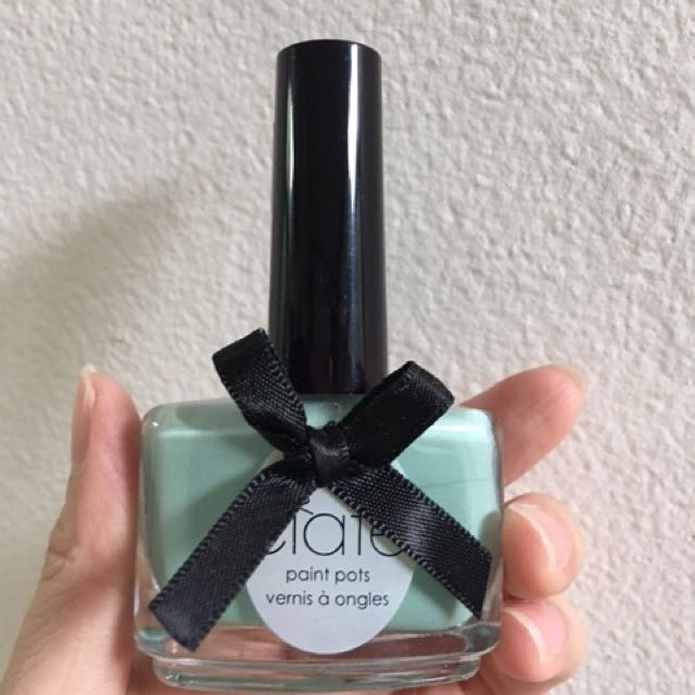 Ciate Nail Polish In Pepperminty