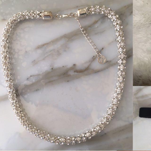Colette Diamond Necklace