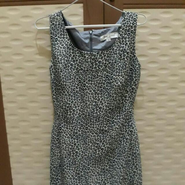 Dress Leoparf