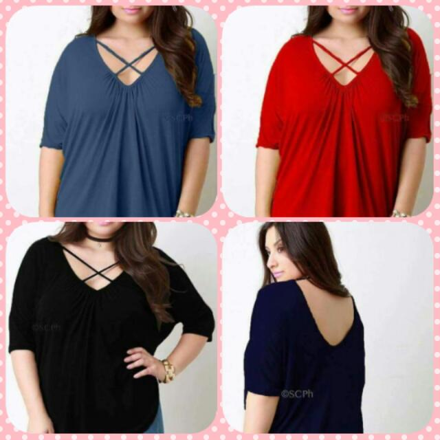 Elegant Plus size Tops