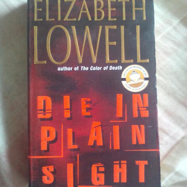 Elizabeth Lowell - Die In Plain Sight