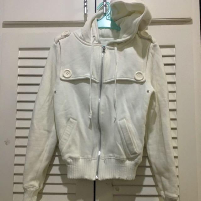 F21 Hooded Jacket