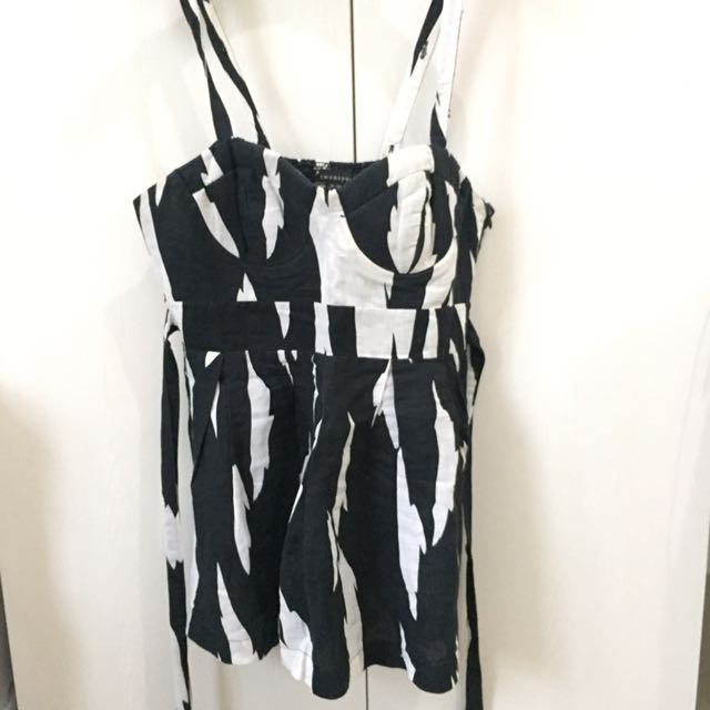 Forever21 Corset Top