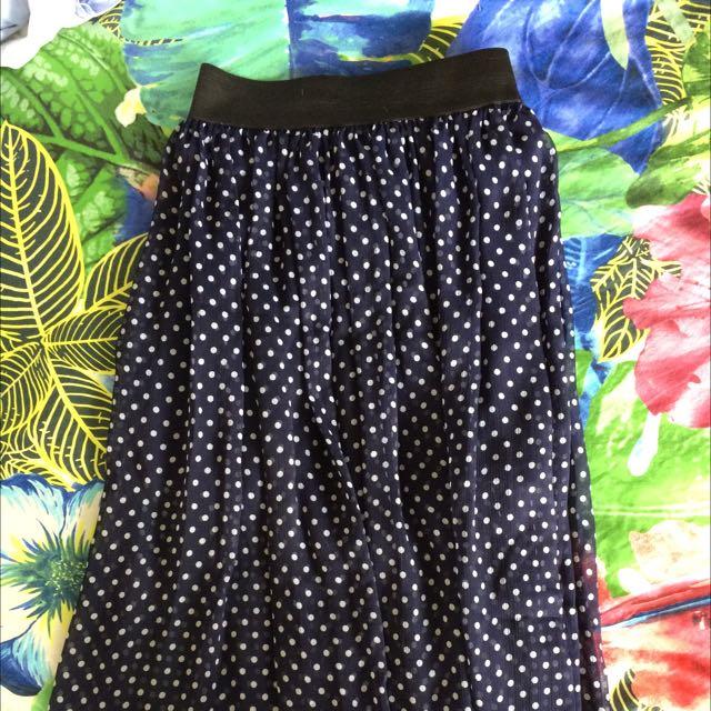 Forever 21 Maxi Skirt- Xs