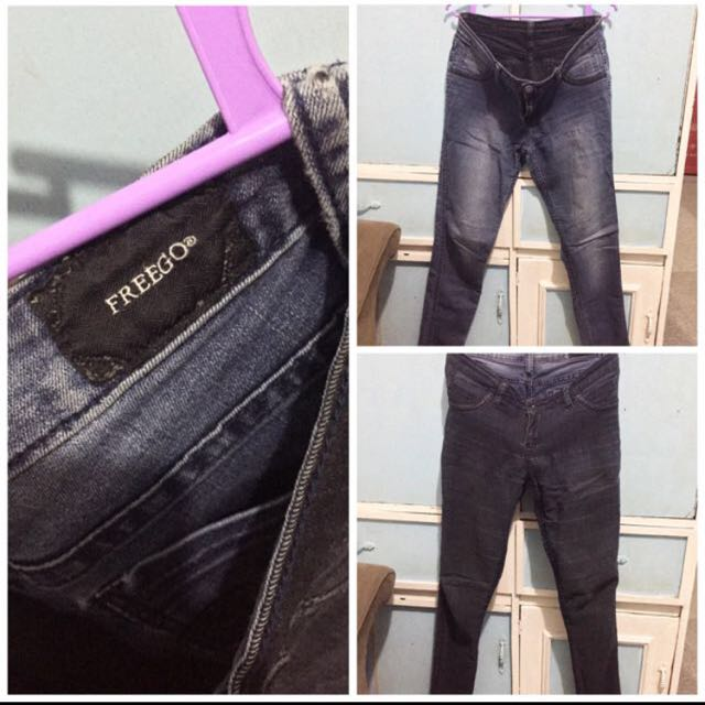 Freego Reversible Jeans