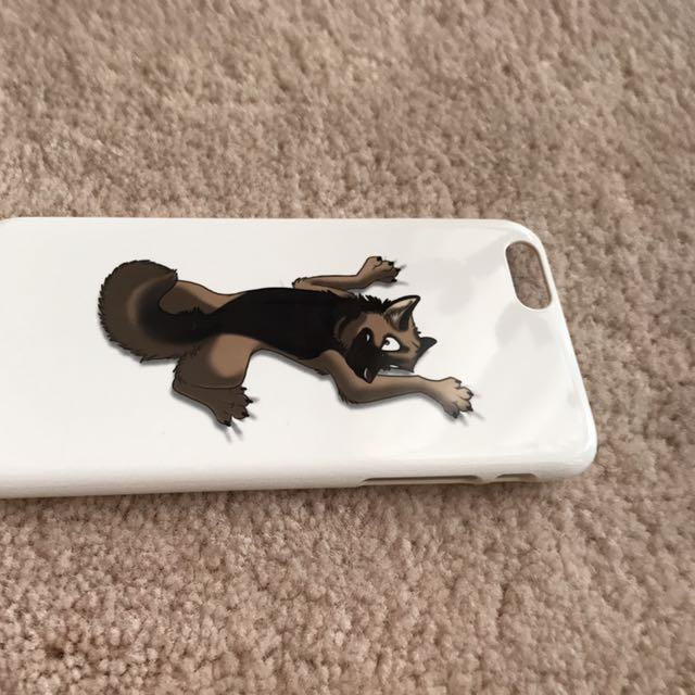 Funny German Shepherd Iphone 6 Case