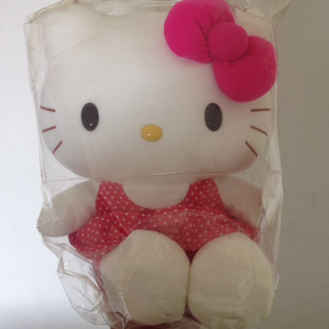 Hello Kitty Sanrio Doll