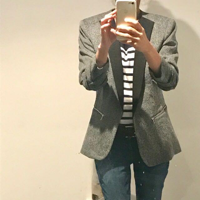 H&M Office Coat - Size 6