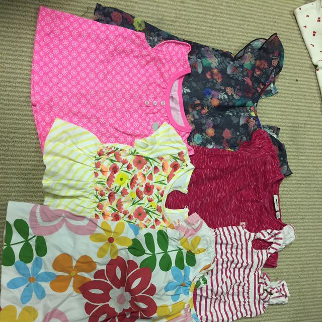 Infants Dresses And Tops