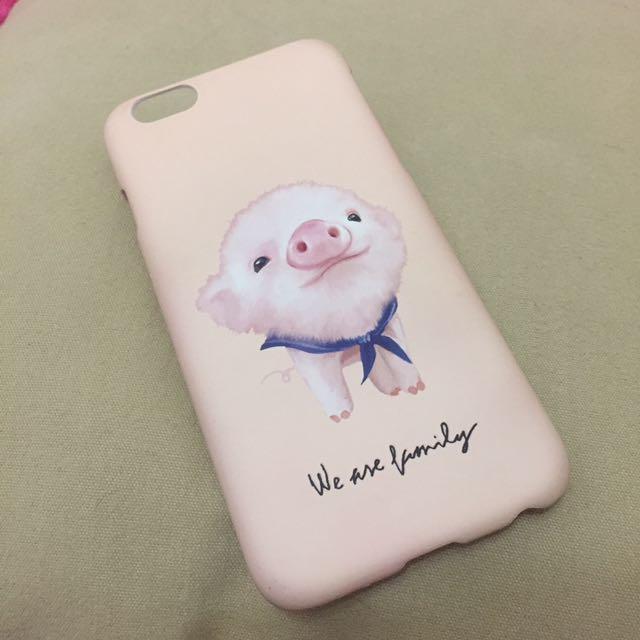 Iphone 6 Case Piggy